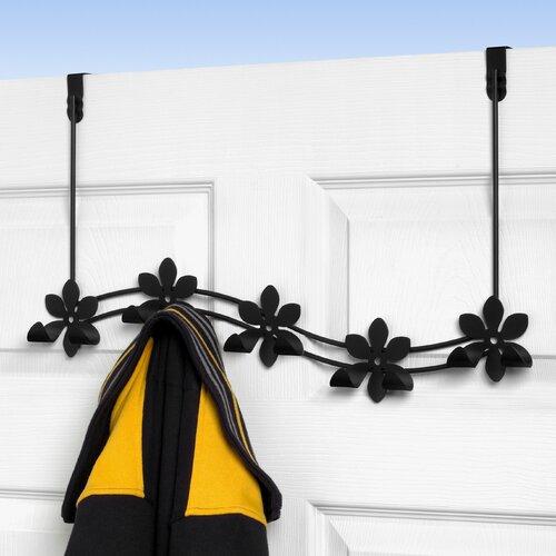 5 Hook Rack