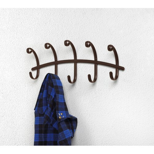 Spectrum Diversified Willow 5-Hook Rack