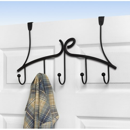 Leaf 5-Hook Rack