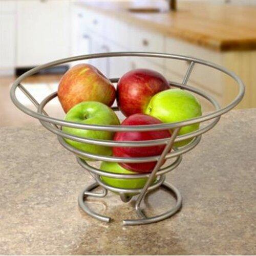 Global Views Grande Footed Bowl: Spectrum Diversified Euro Starburst Fruit Basket & Reviews