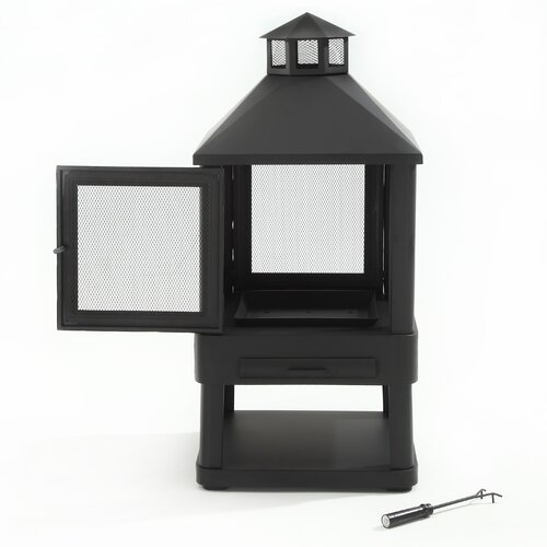 Crosley Outdoor Villa Pagoda Fireplace