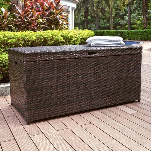 Palm Harbor Cushion Bin