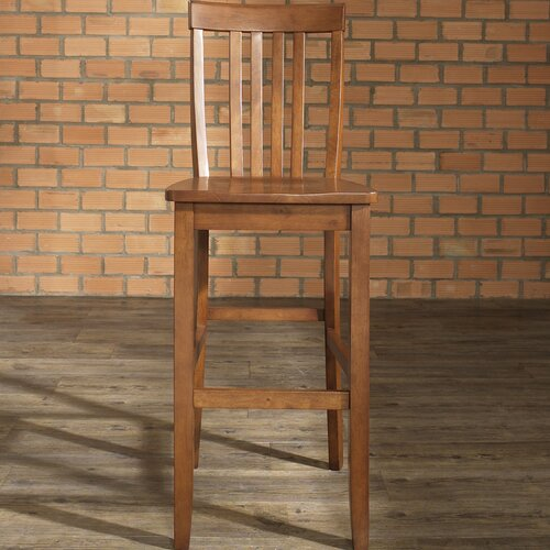 "Crosley School House 30"" Bar Stool"