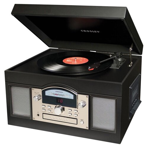 crosley archiver usb turntable reviews wayfair. Black Bedroom Furniture Sets. Home Design Ideas