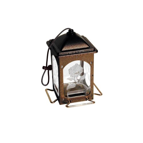 Homestead/Gardner Meadow Rose Decorative Bird Feeder