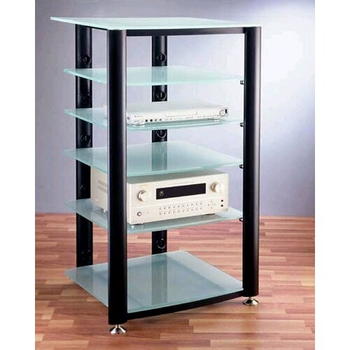 VTI HGR Series 6-Shelf Audio Rack