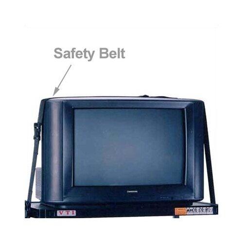 VTI AV Cart Safety Belts - 8'
