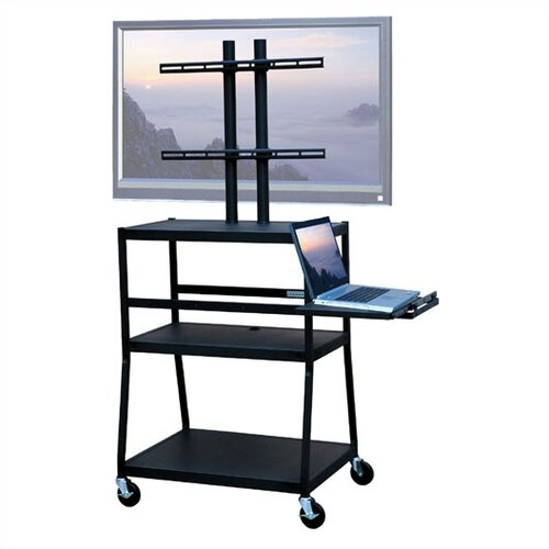 VTI Flat Panel TV Cart