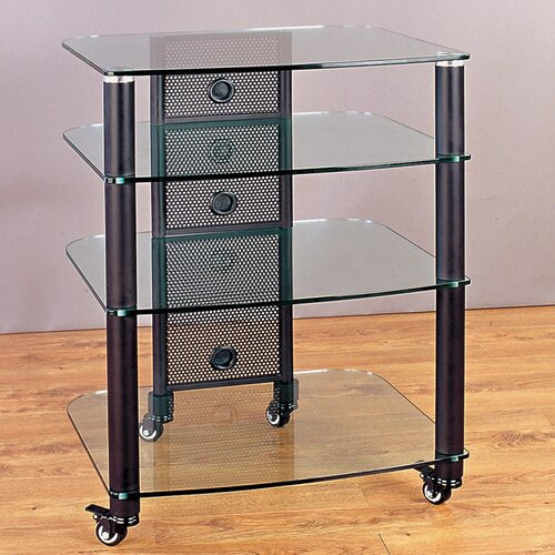 "VTI NGR Series 25"" TV Stand"