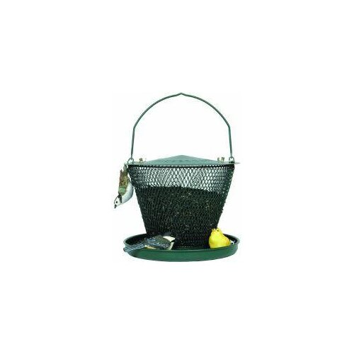 Sweet Corn Products Llc No / No Tray Caged Bird Feeder