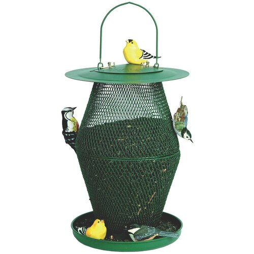 Sweet Corn Products Llc No / No Lantern Caged Bird Feeder