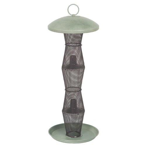 Sweet Corn Products Llc No / No Finch Nyjer Caged Bird Feeder