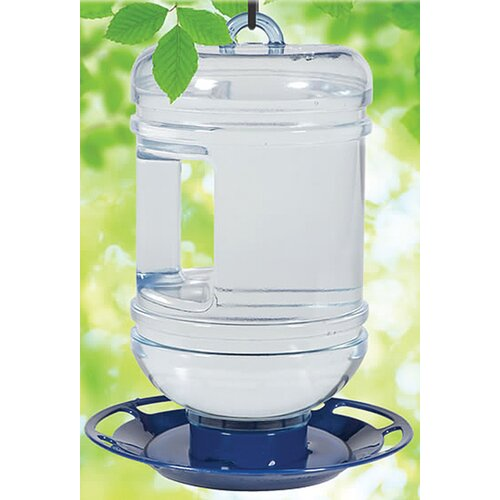 Woodstream Lawn & Garden Perky-Pet Water Cooler Bird Waterer