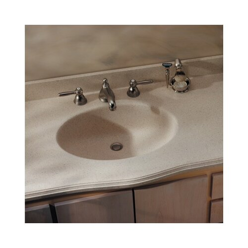 "Swanstone Chesapeake 61"" Single Bowl Vanity Top"