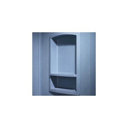 swanstone large recessed shower accessory shelf reviews. Black Bedroom Furniture Sets. Home Design Ideas