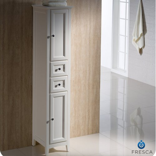 oxford 14 x 68 bathroom linen cabinet