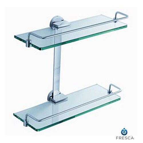Bathroom Glass Shelf Wayfair