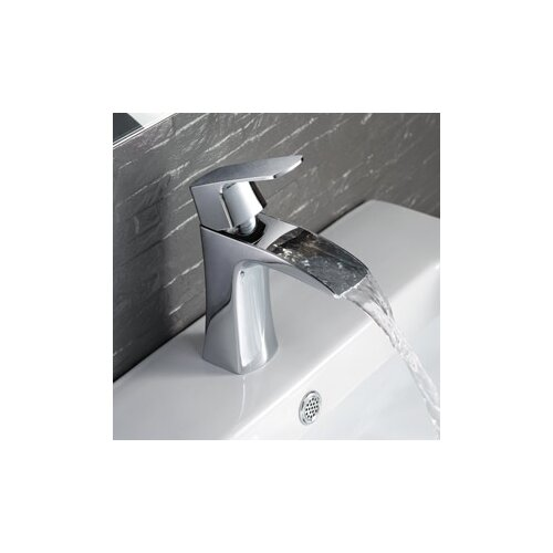 Fresca Fortore Single Handle Deck Mount Vanity Faucet Reviews Wayfair