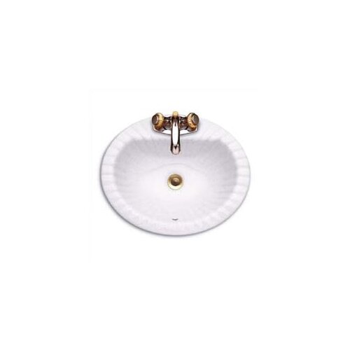 Porcher Acacia Self-Rimming Bathroom Sink