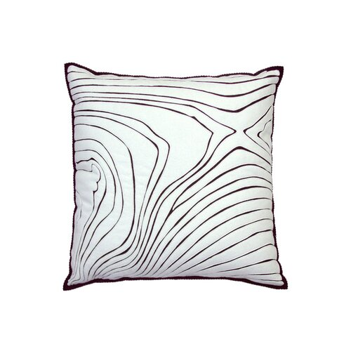 The Sandor Collection Rosewood Pillow