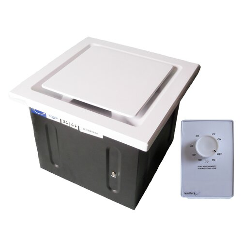 Aero Pure 80 CFM Energy Star Bathroom Fan