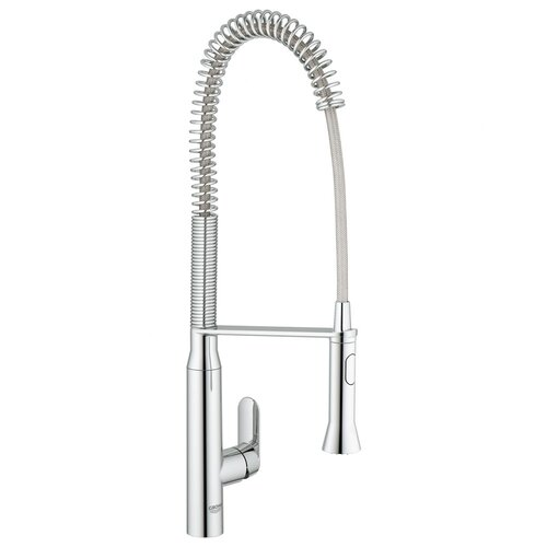 K7 Semi-Pro One Handle Single Hole Kitchen Faucet