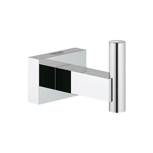 Grohe Essentials Cube Wall Mounted Robe Hook