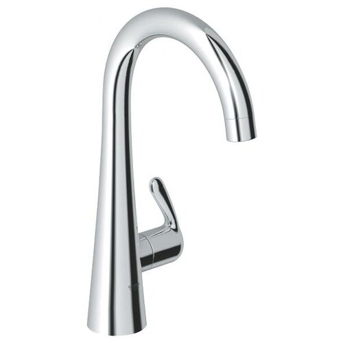 Grohe Ladylux3 Single Handle Single Hole Kitchen Faucet