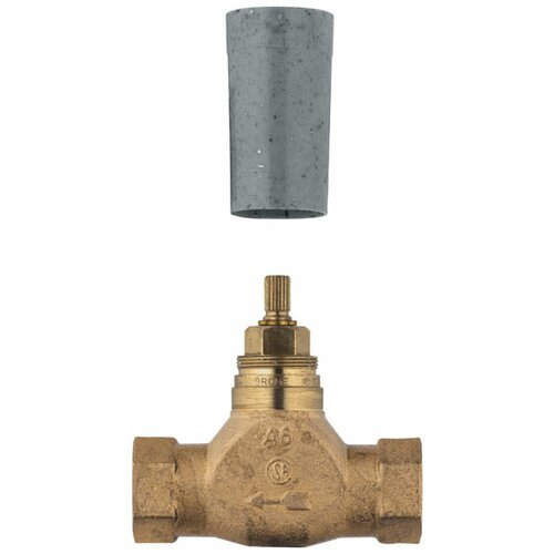 "Grohe 0.5"" Volume Control Rough-In Valve"