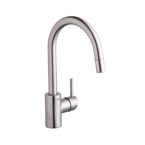 Grohe Concetto Pull-Down Dual Spray Kitchen Faucet