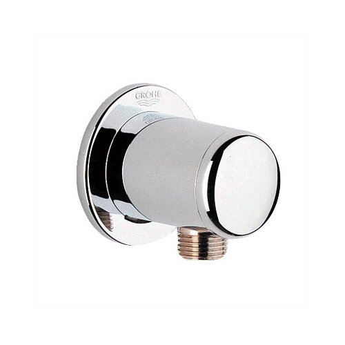 "Grohe Relexa 0.5"" Wall Union for Hand Shower"