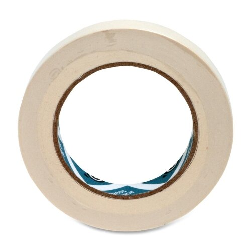 "Business Source Masking Tape, 3"" Core, 3/4""x60 Yards, Tan"