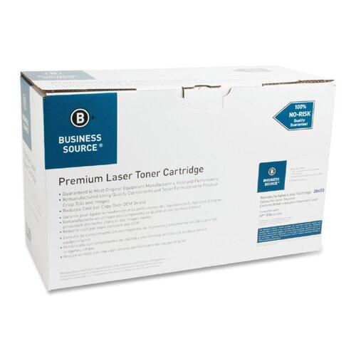 Business Source Laser Toner Cartridge, 18000 Page Yield, Black