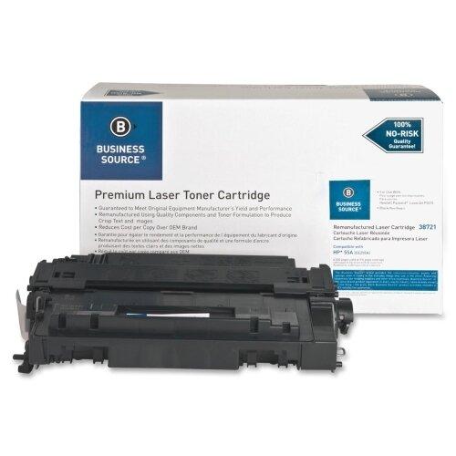 Business Source Remanufactured Laser Cartridge