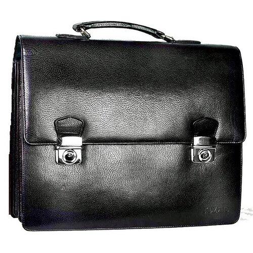 Kozmic Corporate Leather Laptop Briefcase