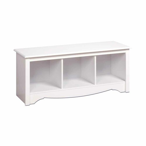 Prepac Monterey Storage Bedroom Bench & Reviews  Wayfair