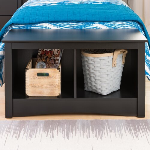 Prepac Sonoma Storage Bedroom Bench & Reviews