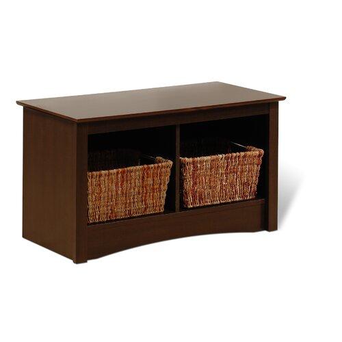Prepac Fremont Cubbie Storage Bench