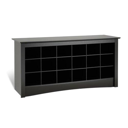 Prepac Sonoma Cubbie Storage Bench