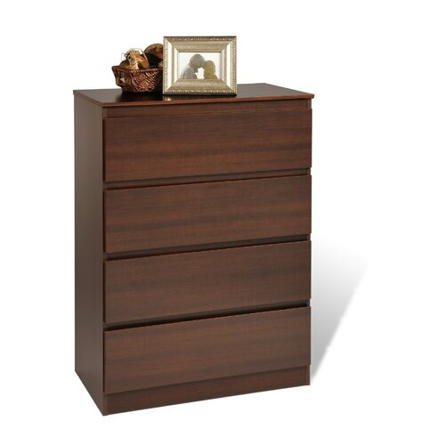 Prepac Avanti 4 Drawer Chest