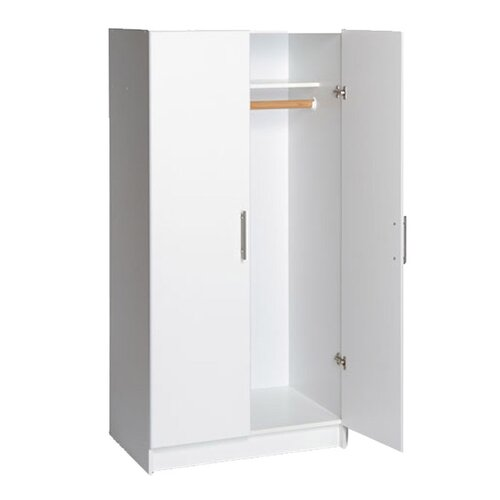 Prepac elite storage garage laundry room wardrobe cabinet