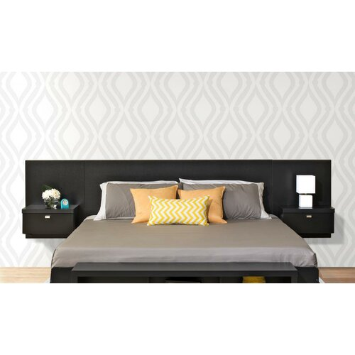 Designer Series 9 Floating Panel Headboard
