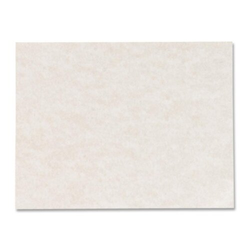 "Geographics Parchment Postcards, 65lb., 4-1/4""x5-1/2"", 200/PK, Natural"