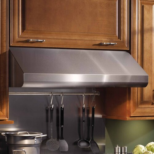 "Broan Nutone 48"" 1200 CFM Internal Blower Range Hood"