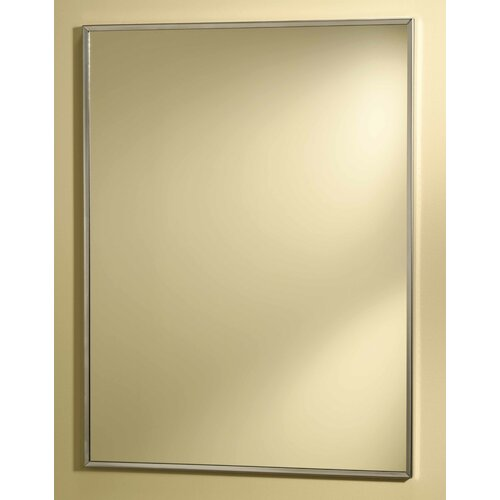 Broan Nutone Theft Proof Wall Mirror