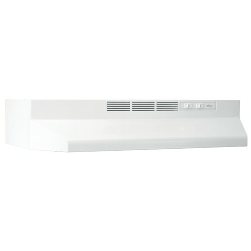 Broan 30 Non Ducted Under Cabinet Range Hood Reviews Wayfair