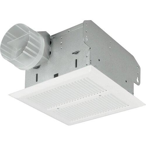 Heavy Duty 50 CFM Bathroom Exhaust Fan