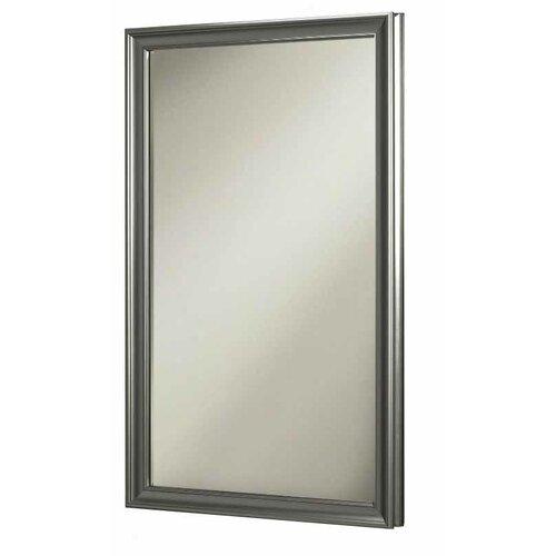 Broan 16 x 26 recessed medicine cabinet reviews wayfair for Bathroom medicine cabinets 14 x 18