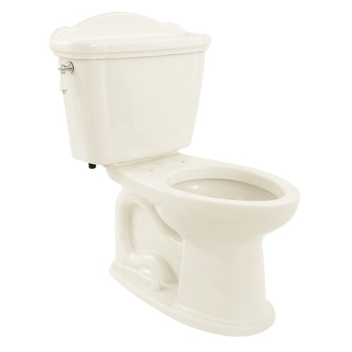 Toto Whitney 1.6 GPF Elongated 2 Piece Toilet