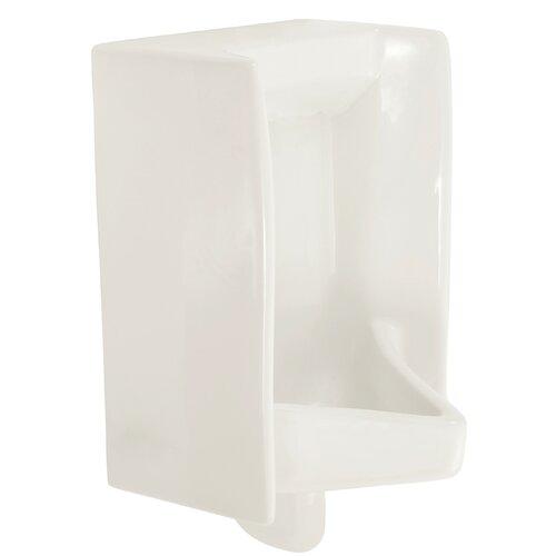 Back Spud Commercial Washout Urinal